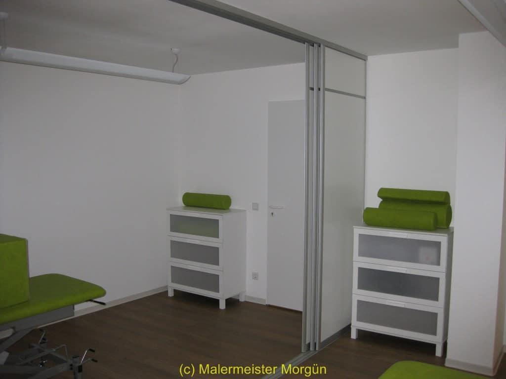 renovierung einer arztpraxis in wuppertal. Black Bedroom Furniture Sets. Home Design Ideas