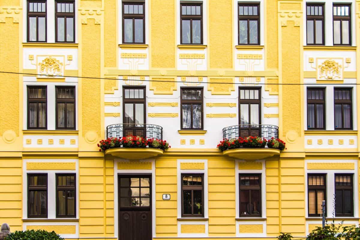 Fassadenrenovierung Altbau
