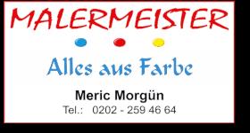 Malermeister Meric Morgün Wuppertal